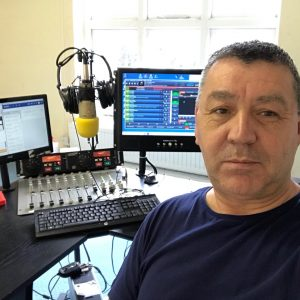 Wave Station Manager Richard Niblett
